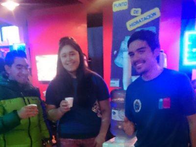 Incentivan consumo responsable de alcohol en bares de Punta Arenas