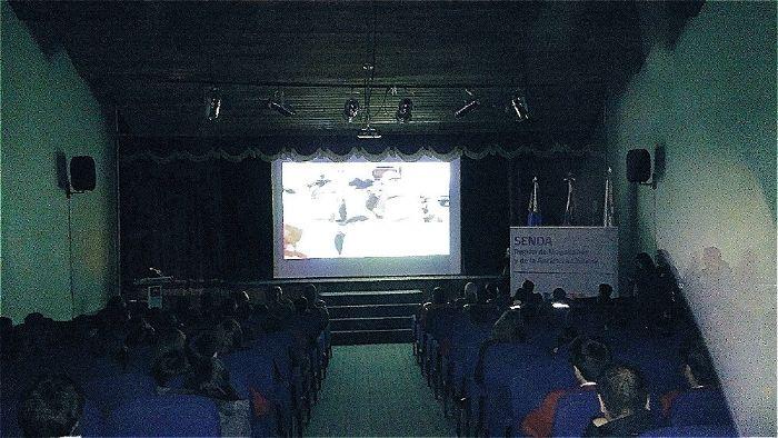 Presentan video simulacro de accidente vehicular para prevenir la conducción bajo los efectos del alcohol.