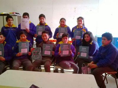 Colegios de Freire se matriculan con la Prevención