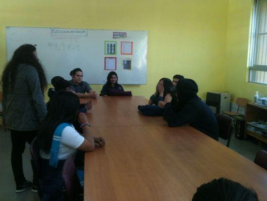 SENDA Previene La Cisterna inicia taller de teatro en Escuela Naciones Unidas
