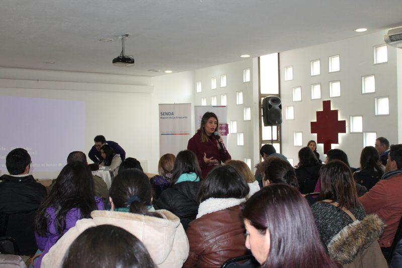Ciclo de obras de teatro apoya Chile Previene en la Escuela en Cerrillos