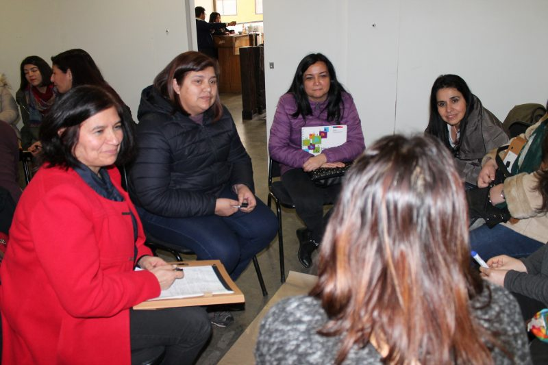 Organizaciones sociales participaron en seminario preventivo en Sagrada Familia