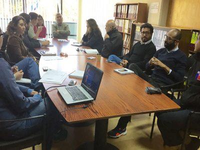Comisión Regional de Seguridad de Tránsito abordó desafíos para Fiestas Patrias