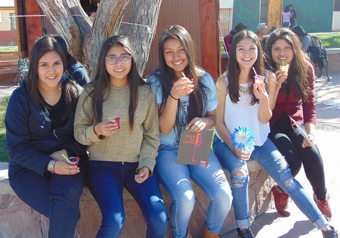 Celebran el Día de la Juventud en Monte Patria