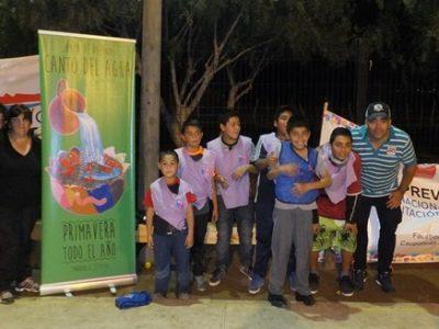 El deporte promueve la prevención en Los Vilos