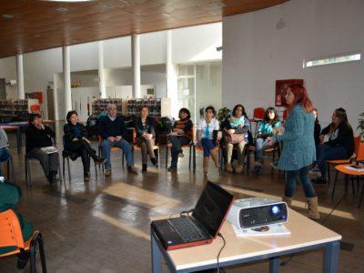 SENDA y Aduanas realizan visita preventiva a Colegio Mater Dei de Coyhaique