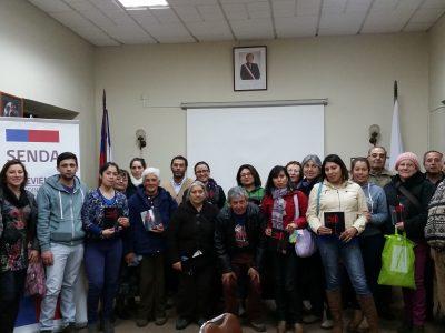Senda Coinco capacita a Dirigentes Sociales