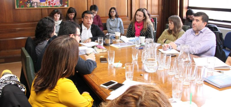 Director Mariano Montenegro encabezó reunión con jefes de oficinas regionales de SENDA