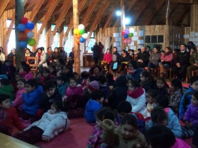 SENDA Previene Panguipulli lanzó proyecto preventivo en Neltume