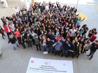 Con éxito se desarrolló XVI Macrozonal Norte de Tratamiento en Antofagasta