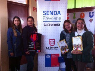 SENDA fortalece prevención para grupos vulnerables de Curicó