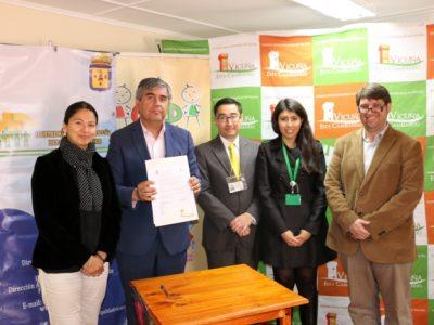 Constituyen mesa para promover la salud y prevenir el consumo de drogas en Vicuña