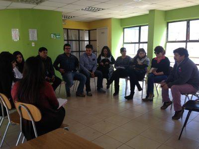 En Andacollo dialogan sobre tratamiento de drogas y alcohol
