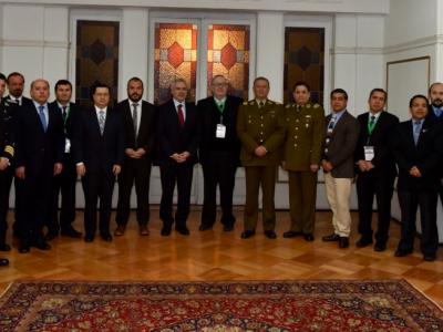 SENDA participó en la Primera Jornada de Trabajo y Coordinación Interinstitucional para la Prevención y Control del Tráfico Ilícito de Drogas