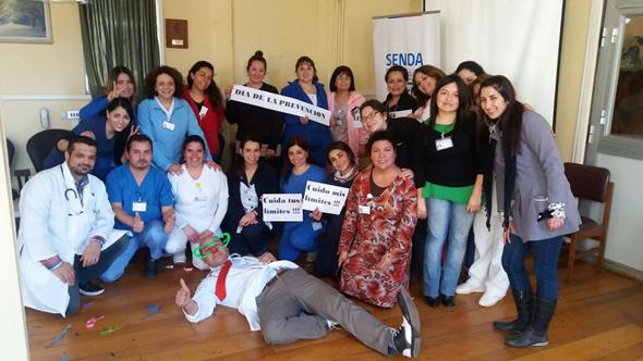 La risa como herramienta para promover la Prevención en Limache