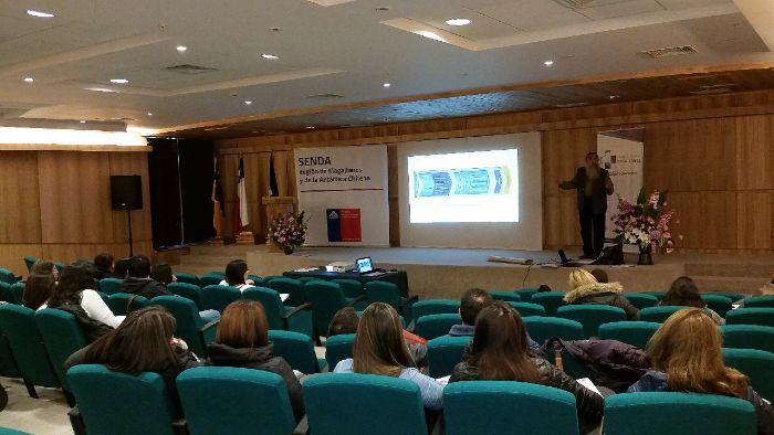 Realizan jornada de área de tratamiento en Punta Arenas
