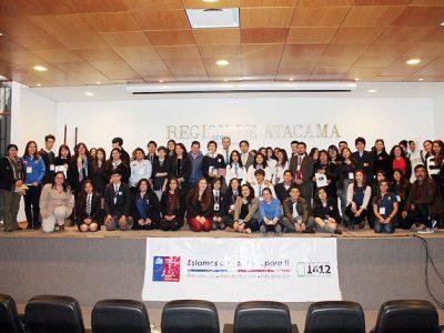 Colegio San Agustín se impone en la final comunal del V Torneo de Debates Comunales