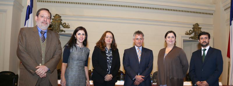 Directora de SENDA se reúne con nuevo jefe de zona de Carabineros