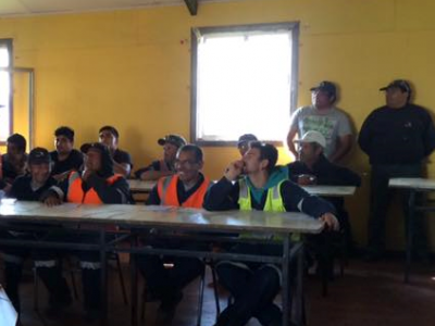 Colegio Cristiano Betesda egresa de programa preventivo de SENDA
