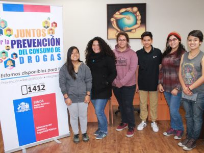 Estudiantes del Liceo Artístico de Arica participaran en torneo de Debates Preventivos 2016