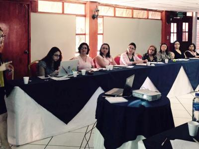 Chile capacitó a El Salvador en salud mental y tratamiento de drogas en adolescencia