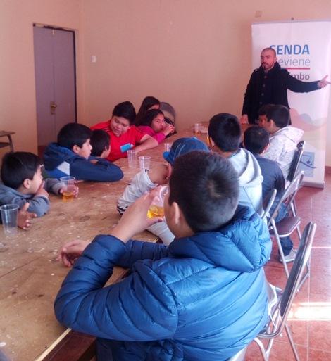 Desarrollan talleres preventivos en juntas de vecinos de Coquimbo