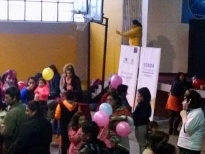 """Proyecto """"Paillaco por la Prevención"""" celebró masivo Día del Niño"""