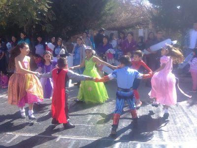 Senda Ovalle participa en celebración del Día del Niño en Sotaquí