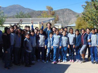 Capacitan a alumnos y docentes de establecimientos educacionales de Monte Patria