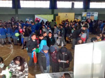 SENDA Previene Villarrica apoyó cuarta versión de la feria de Educación Superior