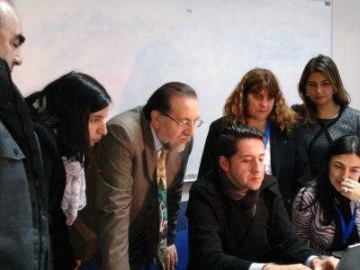 SENDA Araucanía estuvo presente en el XXXIV Encuentro del Comité de Integración Los Lagos, Chile – Argentina, Región de La Araucanía