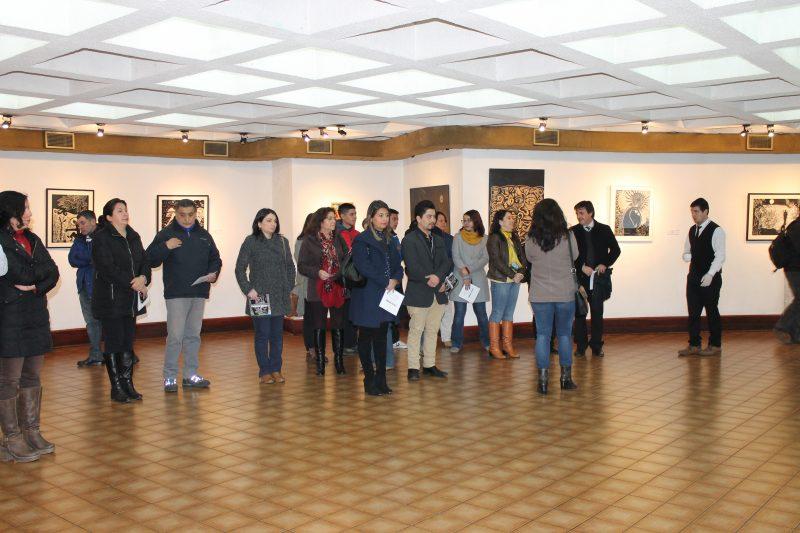 SENDA Araucanía apoya reinserción de jóvenes infractores de ley a través del arte