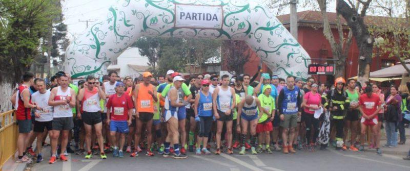 SENDA Previene El Monte organiza masiva corrida familiar