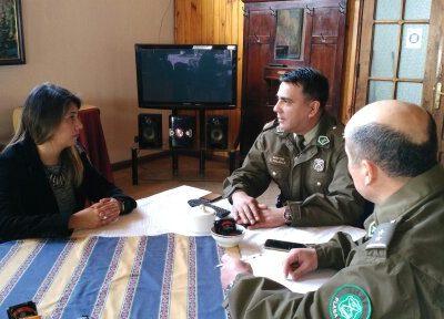 Directora Regional potencia programa control cero alcohol en provincia de Malleco