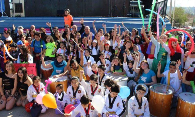 Villa Alemana inaugura su política de infancia comunal