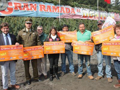 SENDA Araucanía comprometió a dueños de ramadas y fondas de Temuco a cumplir con las «Normas de la Casa»