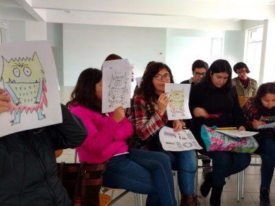 EQUIPOS PSICOSOCIALES DE LA REGIÓN SE CAPACITAN EN HABILIDADES PREVENTIVAS