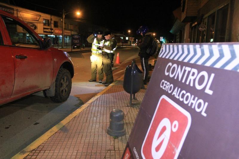 Team del Gobierno regional de Aysén se suma a trabajo preventivo de SENDA para Fiestas Patrias 2016