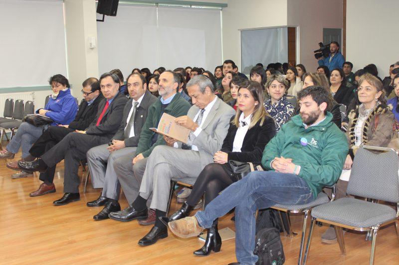 SENDA y Senama realizan cierre anual de actividades de programa Te Acompaño