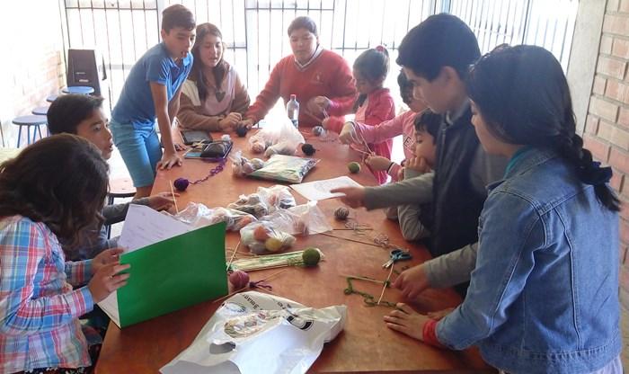 Con talleres artísticos promueven la prevención en Coquimbo