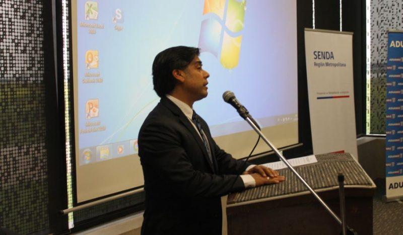 Director de SENDA lanza programa Trabajar con Calidad de Vida en Aduana