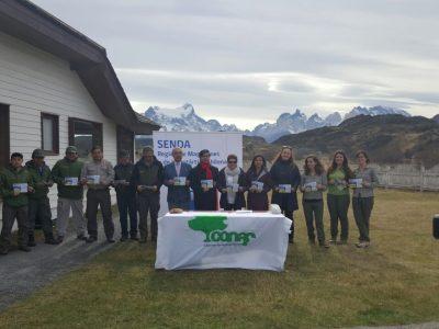 Director de SENDA desarrolló intensa agenda de actividades en Magallanes