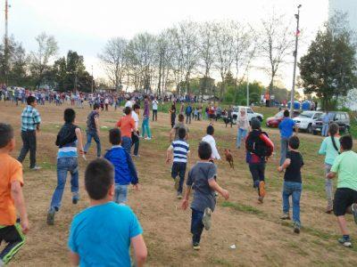 Con campeonato de paletas, parten actividades preventivas de verano en Tomé