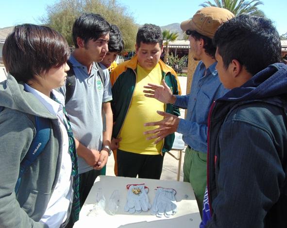 Positiva evaluación de campaña preventiva en Monte Patria