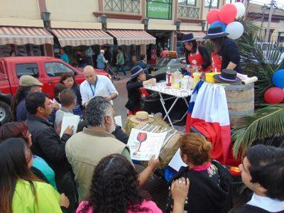 El «Bar Móvil Sin Alcohol» recorrió las calles de La Serena en Fiestas Patrias
