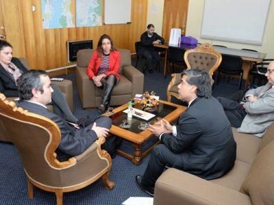 Director Nacional de SENDA visita Región de Los Lagos