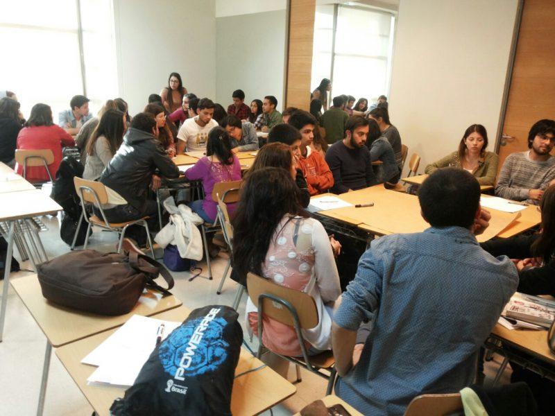SENDA Valparaíso junto a la RedPres realizaron talleres preventivos en INACAP