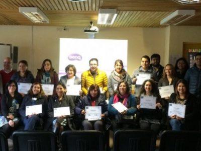 SENDA Previene Río Bueno capacitó a profesionales en abordaje del consumo de alcohol y otras drogas en estudiantes