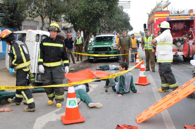 Intensos operativos preventivos realizan Autoridades en la Provincia de Colchagua