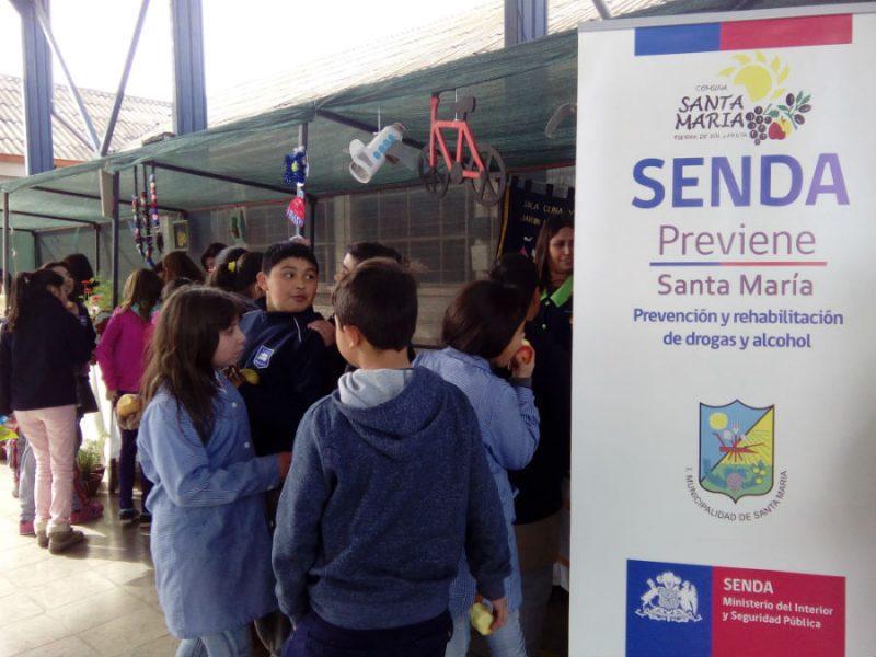 SENDA Previene de Coquimbo realiza final de debates estudiantiles